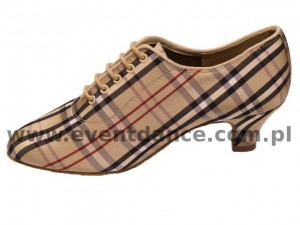 Classic Heather - Beige Check