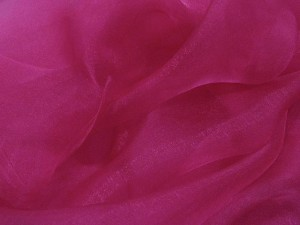 Organza - Electric Pink Crystal