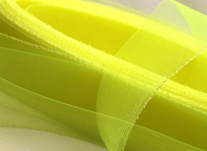 Krynolina - Fluo yellow 77 mm