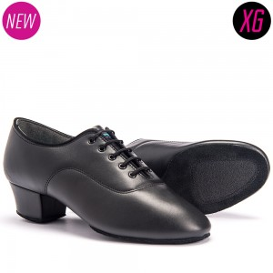 Rumba XG - Black Calf